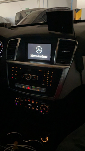 mercedes benz ml 250 blindaje 3  2012