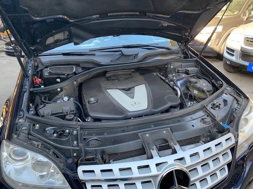mercedes benz ml 300 unica dueña diesel 2012 3.0 cc
