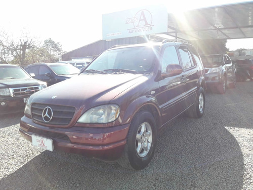 mercedes-benz ml 3.2 ml320 at luxury 1998