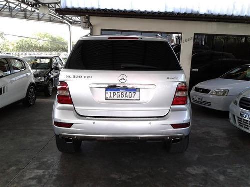 mercedes benz ml 320 3.0 4x4 cdi v6 24v diesel 4p automático