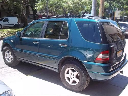 mercedes benz ml 320 automatic. recibo auto o moto financio