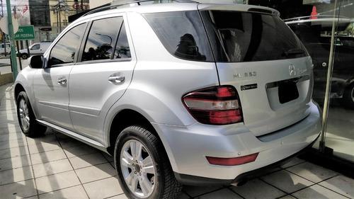 mercedes-benz ml 3.5 ml350 4matic facelift 2009