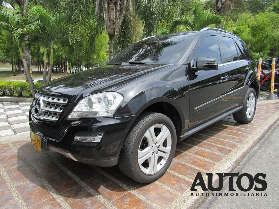 mercedes benz ml 350 4 matic cc 3500 at 4x4 en tucarro. Black Bedroom Furniture Sets. Home Design Ideas