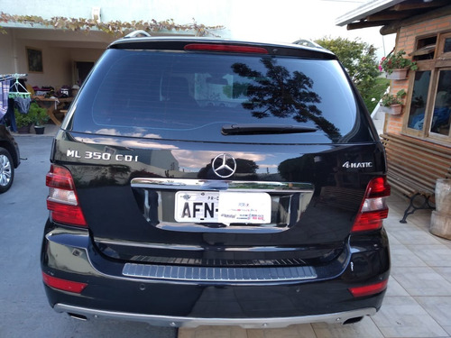 mercedes-benz ml 350 cdi 2011 - diesel 4x4 - impecável!