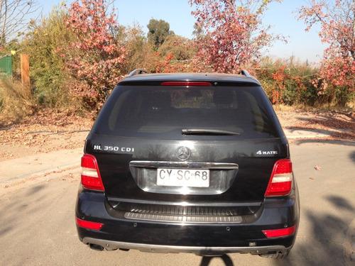 mercedes benz ml 350 cdi diesel 2012 credito recibo