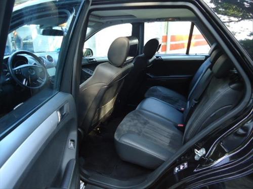 mercedes-benz ml 350 ml 350 4x4 v6 gasolina 4p automatico