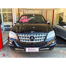 Mercedes Benz Ml 350 Sport 3.0 Diesel - 2010 Blindado