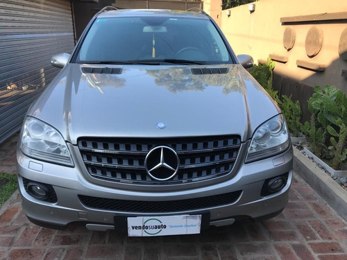 mercedes benz ml 350 v6 3.5l 4matic / nafta / 2007