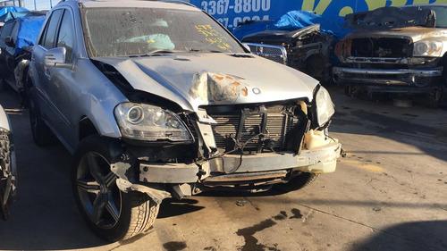 mercedes benz ml 350kit airbag motor caixa de cambio sucata
