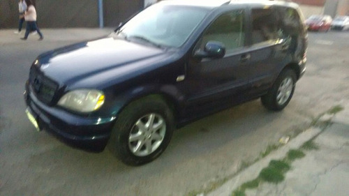 mercedes benz ml 430 , mod. 2001 , factura original