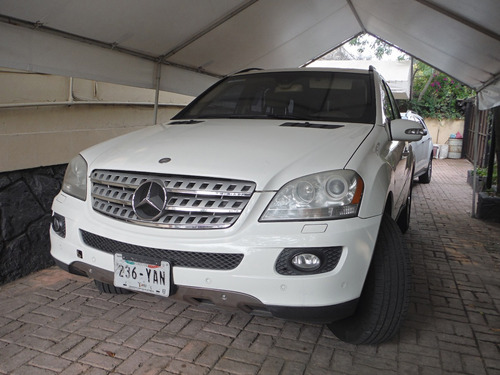 mercedes benz ml-500 blindada 3, 2006.