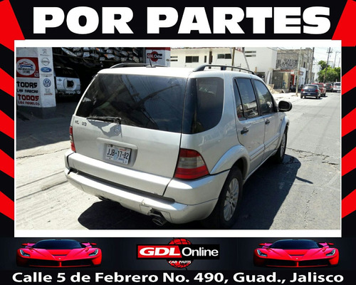 mercedes benz ml 5p ml 320 aut. basica 2003