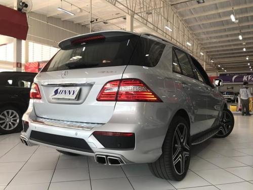mercedes benz ml-63 amg  5.5 v8 bi-turbo aut. gasolina auto