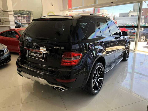 mercedes-benz ml 63 amg 6.2 v8 gasolina automático