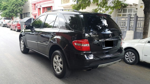mercedes benz ml cdi diesel 4matic , 91.000 kms , impecable