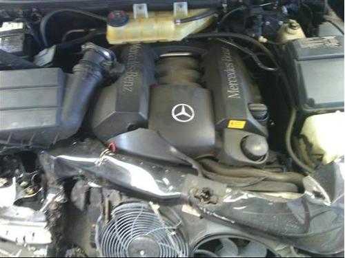 mercedes benz ml350 2004 sucata p/ peças motor caixa cambio