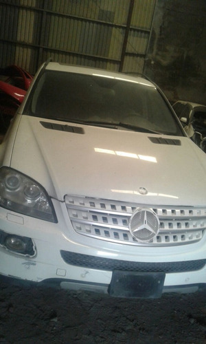 mercedes benz ml350 2008 blanca yonkes