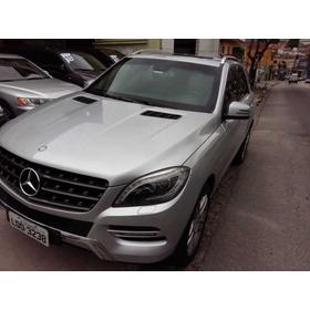 Mercedes Benz Ml350 2013 Blindada