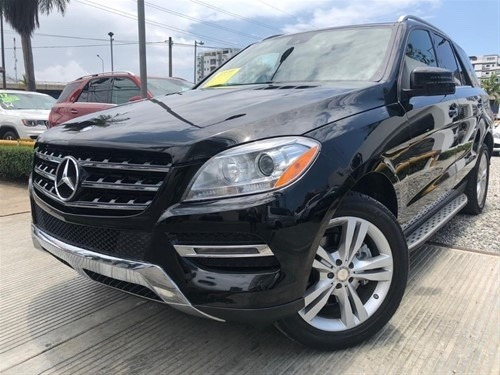 mercedes benz ml350 2014 full clean(4matic)