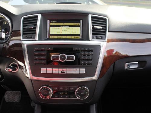 mercedes-benz ml350 4matic 2012
