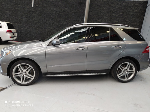 mercedes benz ml500 2014 gris