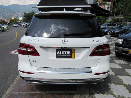 mercedes benz ml500 amg edition blindaj 2+ at sec 4x4 cc4700