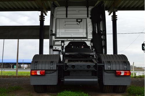 mercedes benz nuevo actros 2645 ls/33 6x2 0km