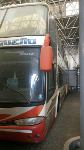 mercedes-benz o-400 rsd carroseria marcopolo 56 as c/ baño