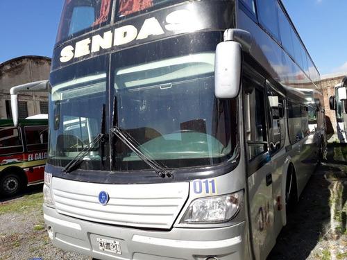 mercedes benz o400 rsd troyano 40 asientos 2004