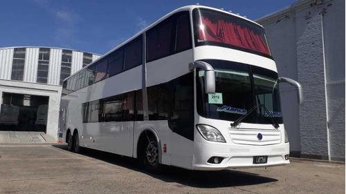 mercedes benz o500 rsd troyano 62 asientos  2012