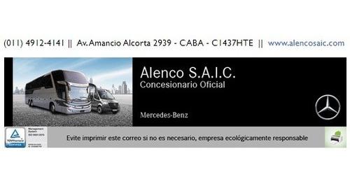 mercedes benz  of 1418 2010 32 a la favorita (no metalpar)