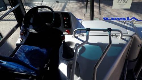mercedes benz  of 1418 31 asientos urbano ugarte 2013
