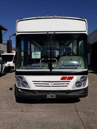 mercedes benz  of 1418 32 asientos urbano ugarte 2013