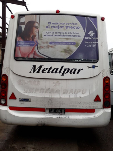 mercedes benz of 1418  metalpar   2009 urbano