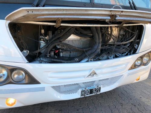 mercedes benz of 1722 2008 saldivia motor delantero