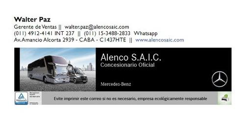 mercedes benz  of 1722 2011 35 a  metalpar urbano