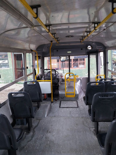 mercedes benz  of  1722 31 asientos la favorita 2009 urbano