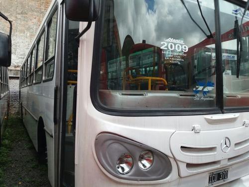 mercedes benz  of 1722  la favorita 31 asientos 2011