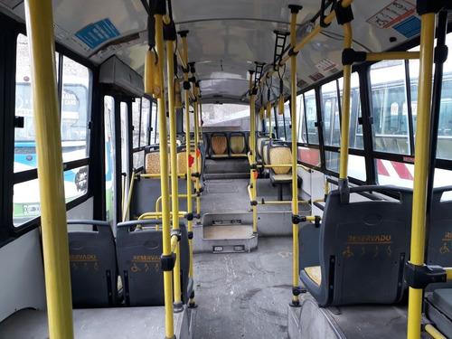 mercedes benz  oh 1315 metalpar  urbano  2009 19 asientos
