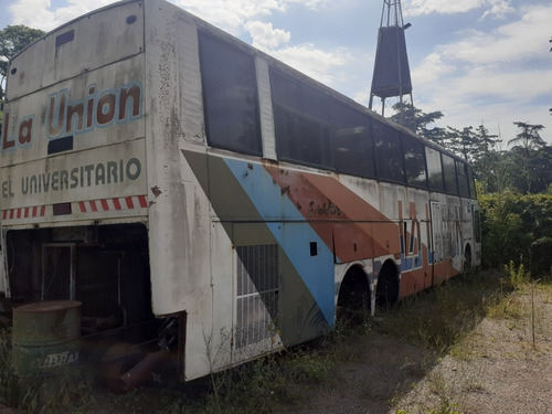 mercedes benz omnibus  larga distancia