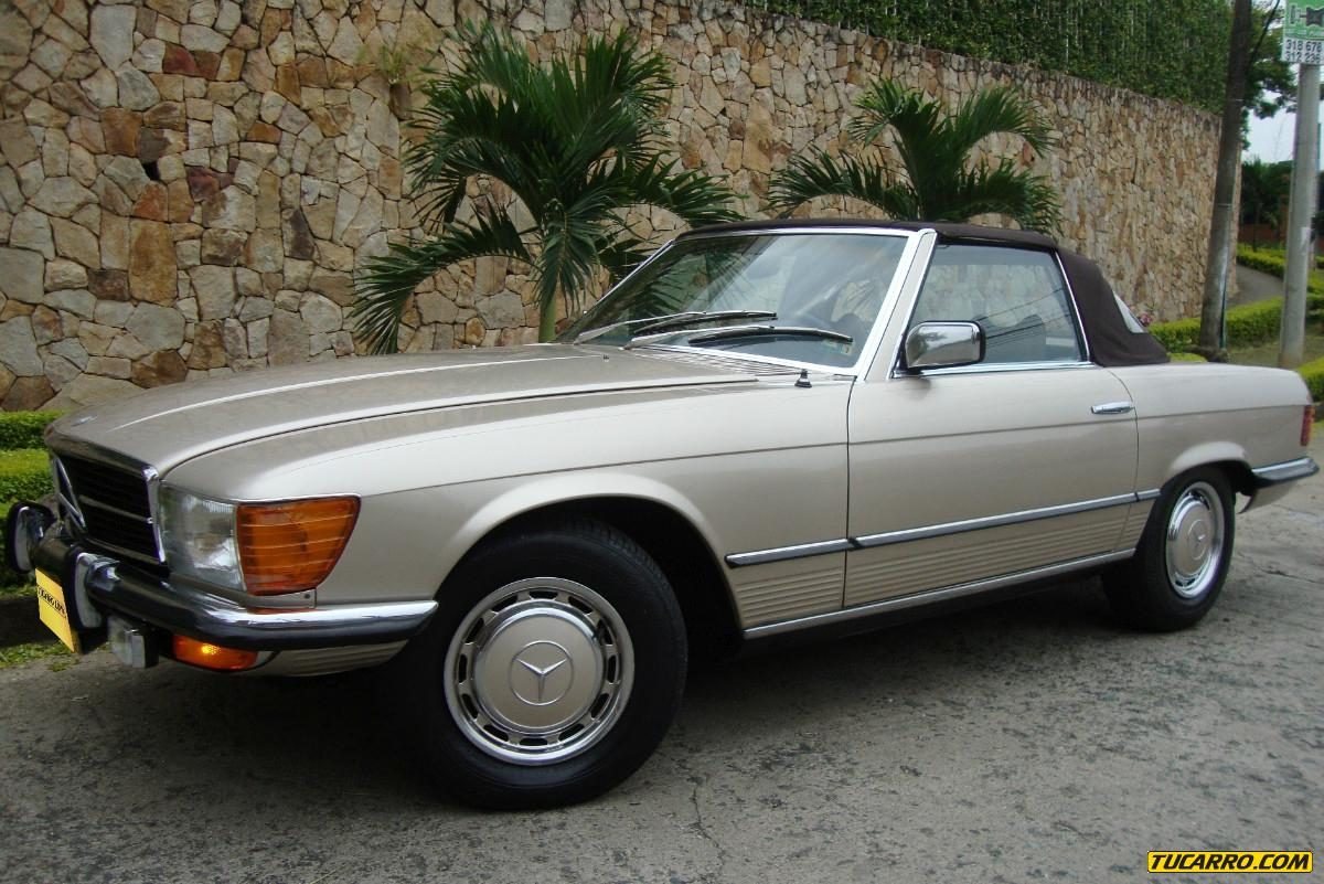 Mercedes benz otros modelos mercedes benz 450sl for Mercedes benz modelos