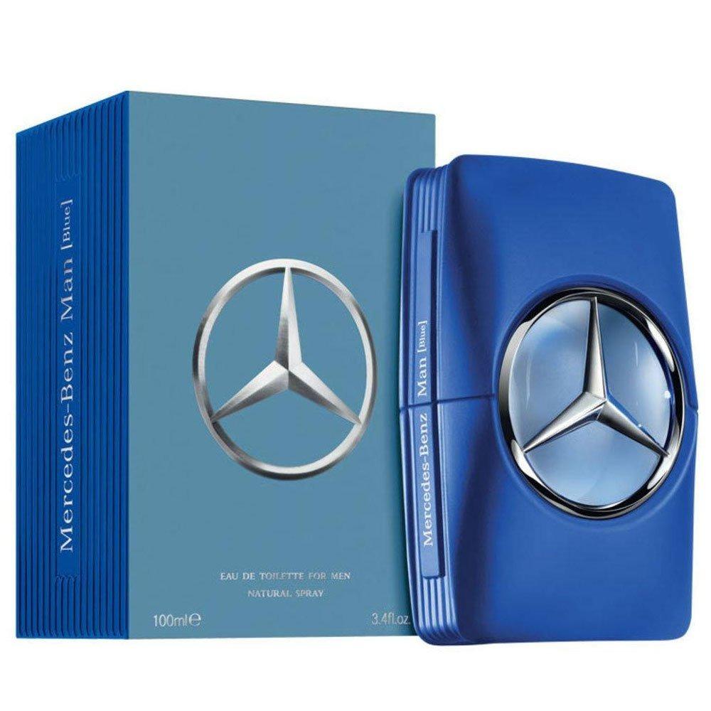 0770eecaa9 Perfume Mercedes Benz Man Blue Edt 100ml - R  198