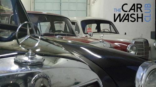 mercedes benz ponton 180 - 1960