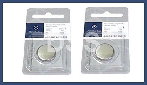 mercedes-benz remote key battery keyless entry genuine origi