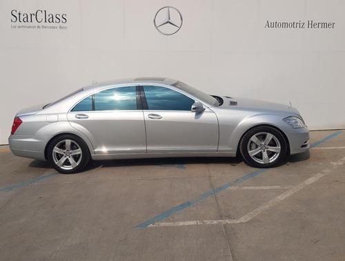 mercedes-benz s class 2010 4p s 500 l aut