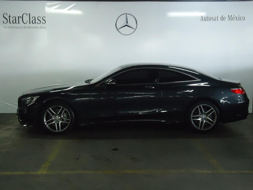 mercedes-benz s class 2016 s 500 coupe v8/4.7/bt aut