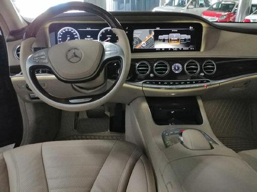 mercedes-benz s class 4p 500 v8 4.6 bt aut