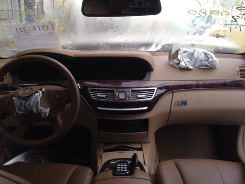 mercedes benz s500 2008 sucata para retirada de peças