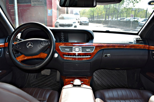 mercedes benz s500 2010