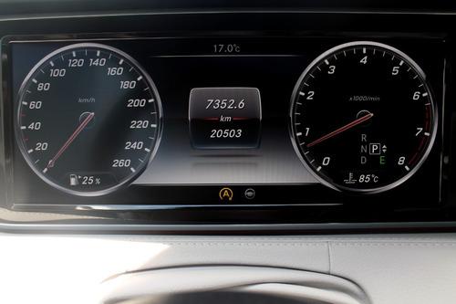 mercedes benz s500 2015, piel,aire,20000km,rines brabus 21